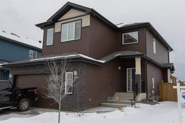 4916 38 Street, Beaumont, AB T4X 2B6 (#E4138816) :: The Foundry Real Estate Company