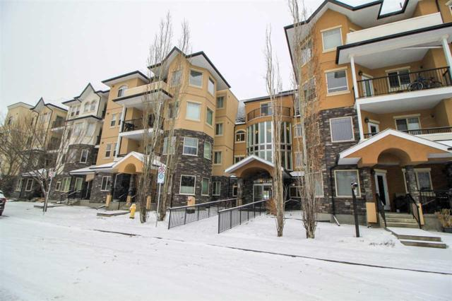 103 8730 82 Avenue, Edmonton, AB T6C 0Z1 (#E4138863) :: The Foundry Real Estate Company