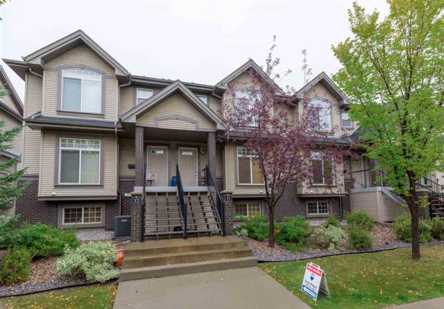 31 4731 Terwillegar Common NW, Edmonton, AB T6R 3L4 (#E4139042) :: The Foundry Real Estate Company
