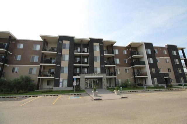 206 11820 22 Avenue, Edmonton, AB T6W 2A2 (#E4139112) :: The Foundry Real Estate Company