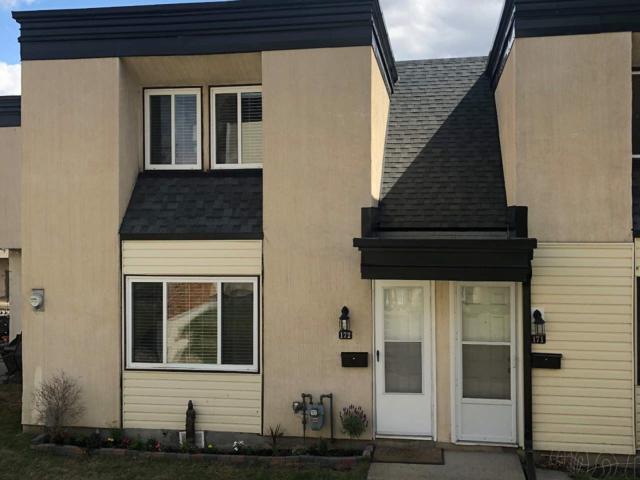 172 3308 113 Avenue, Edmonton, AB T5W 5J8 (#E4139243) :: The Foundry Real Estate Company