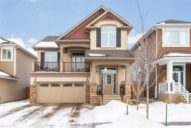 227 Reichert Drive, Beaumont, AB T4X 1Z4 (#E4139477) :: The Foundry Real Estate Company