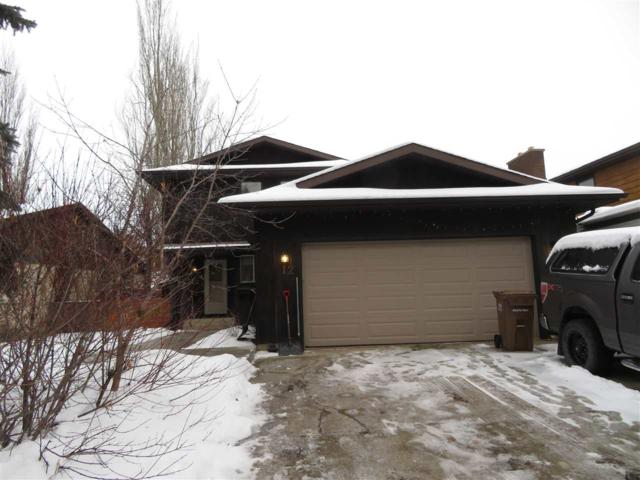 12 Wimbleton Crescent, St. Albert, AB T8N 3J7 (#E4139485) :: The Foundry Real Estate Company