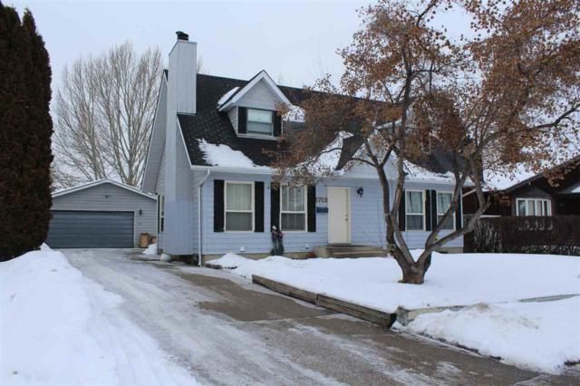 1712 65 Street, Edmonton, AB T6L 1S2 (#E4139498) :: The Foundry Real Estate Company