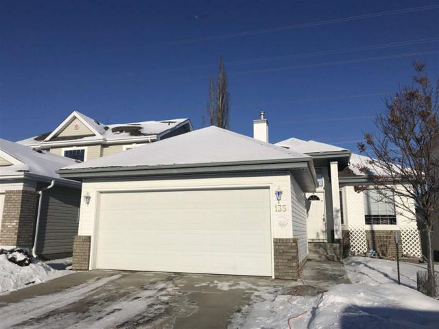 135 Leigh Crescent, Edmonton, AB T6R 2S8 (#E4139661) :: The Foundry Real Estate Company