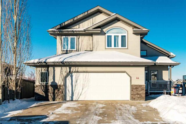 44 Shores Drive, Leduc, AB T9E 8N7 (#E4139681) :: Müve Team | RE/MAX Elite