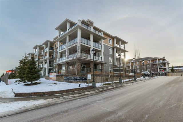 260 11517 Ellerslie Road, Edmonton, AB T6W 2A9 (#E4139999) :: The Foundry Real Estate Company