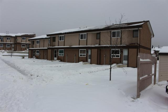 4 Pan Am St, Swan Hills, AB T0G 2C0 (#E4140009) :: David St. Jean Real Estate Group