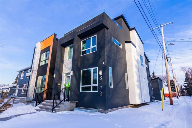 8403 77 Street, Edmonton, AB T6C 2L7 (#E4140218) :: Müve Team   RE/MAX Elite