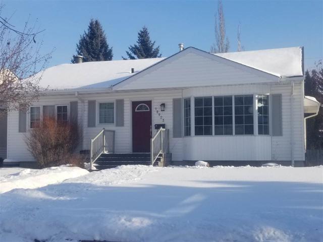 10923 146 Street, Edmonton, AB T5N 3A8 (#E4140219) :: The Foundry Real Estate Company