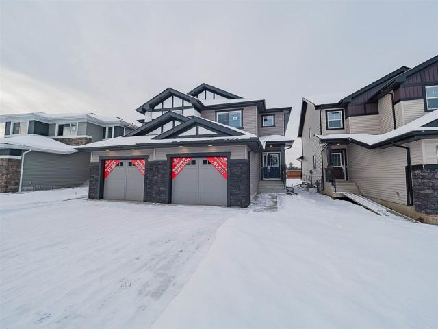 11 Hope Common, Spruce Grove, AB T7X 3T3 (#E4140238) :: Müve Team | RE/MAX Elite