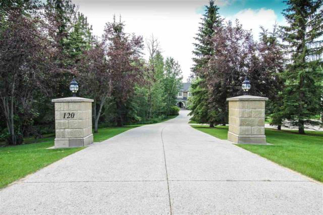 120 52147 RR 231, Rural Strathcona County, AB T8B 1A4 (#E4140274) :: David St. Jean Real Estate Group