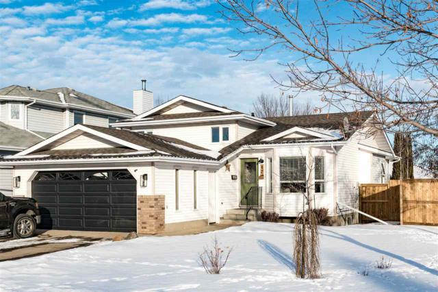 42 Cheyenne Crescent, Sherwood Park, AB T8H 1N2 (#E4140350) :: The Foundry Real Estate Company