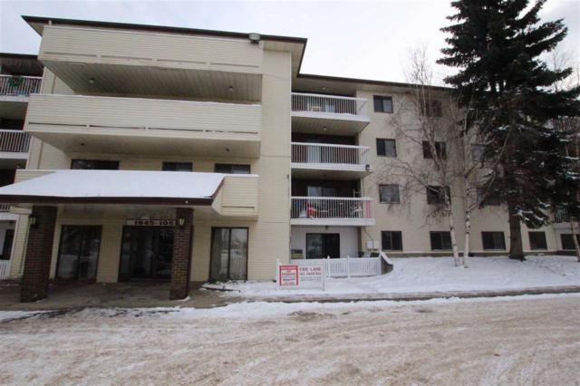307 1945 105 Street, Edmonton, AB T6J 5N6 (#E4140406) :: Müve Team | RE/MAX Elite