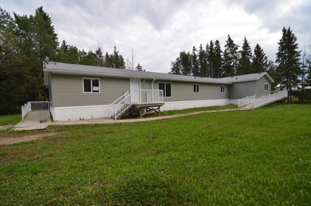 56425 Highway 33 Hi, Rural Lac Ste. Anne County, AB T0E 1A0 (#E4140449) :: Müve Team | RE/MAX Elite