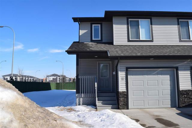 11 13838 166 Avenue, Edmonton, AB T6V 0K3 (#E4140629) :: Müve Team | RE/MAX Elite
