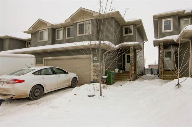 93 8602-Southfort Boulevard, Fort Saskatchewan, AB T8L 2T2 (#E4140649) :: Müve Team | RE/MAX Elite