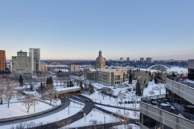 1403 9715 110 Street, Edmonton, AB T5K 2M1 (#E4140709) :: The Foundry Real Estate Company