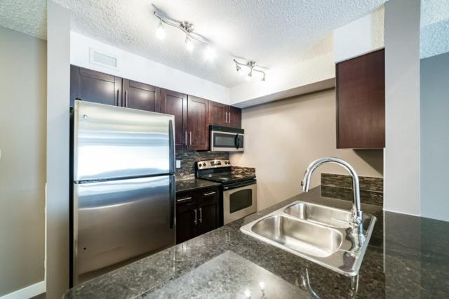 309 11812 22 Avenue, Edmonton, AB T6W 2A2 (#E4140744) :: The Foundry Real Estate Company