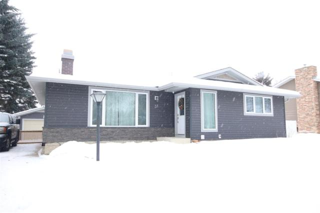 31 Greer Crescent, St. Albert, AB T8N 1T7 (#E4140753) :: The Foundry Real Estate Company