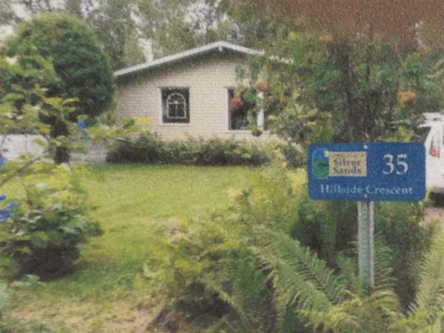 35 Hillside Crescent, Rural Lac Ste. Anne County, AB T0E 0V0 (#E4140758) :: The Foundry Real Estate Company