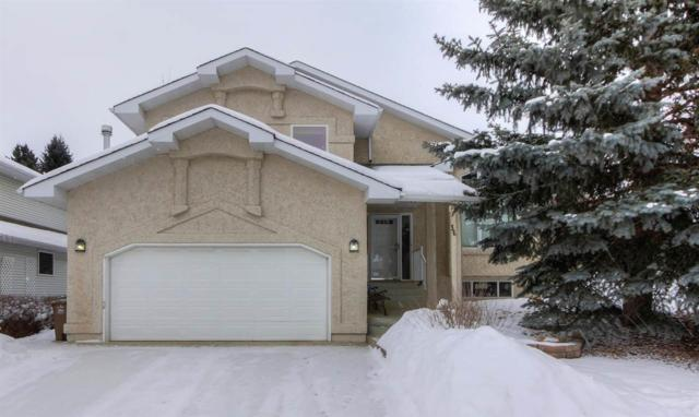 34 Kingswood Drive, St. Albert, AB T8N 5S1 (#E4140763) :: The Foundry Real Estate Company