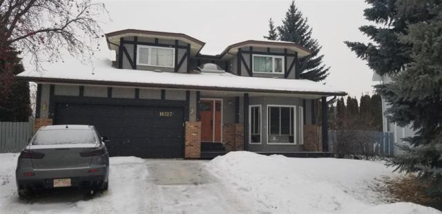 18327 62B Avenue, Edmonton, AB T5T 3J9 (#E4140789) :: Müve Team | RE/MAX Elite