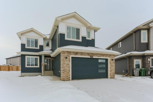 4910 38 Street, Beaumont, AB T4X 2B6 (#E4140825) :: The Foundry Real Estate Company