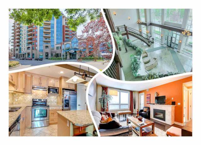 508 10142 111 Street, Edmonton, AB T5K 1K6 (#E4140828) :: The Foundry Real Estate Company