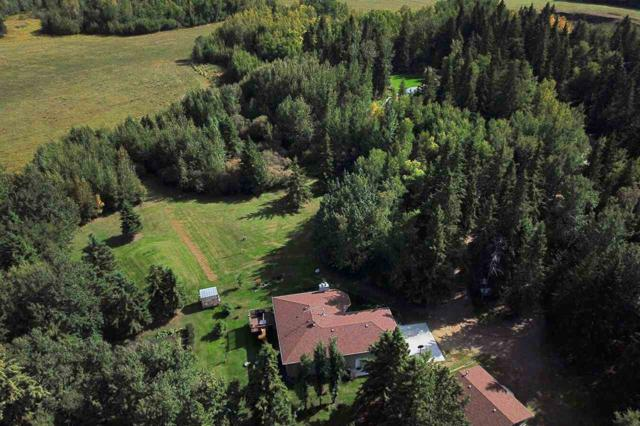 15 244013 Twp 470, Rural Wetaskiwin County, AB T9A 1W3 (#E4140857) :: Müve Team | RE/MAX Elite