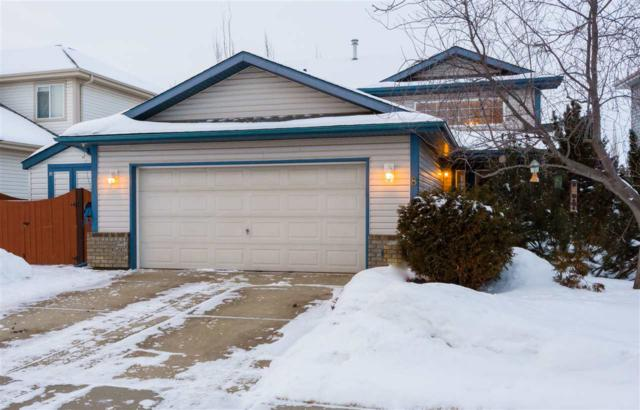 8 Deerfield Way, St. Albert, AB T8N 6N9 (#E4140908) :: The Foundry Real Estate Company