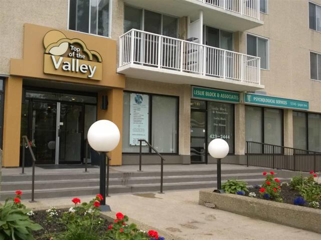 602 12141 Jasper Avenue NW, Edmonton, AB T5N 3X8 (#E4140915) :: The Foundry Real Estate Company