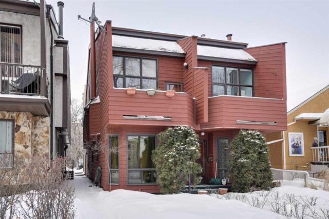 10346A 121 Street, Edmonton, AB T5N 1K8 (#E4140947) :: The Foundry Real Estate Company