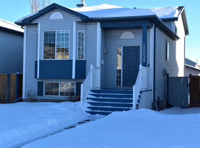 15039 133 Street, Edmonton, AB T6V 1K9 (#E4140956) :: The Foundry Real Estate Company
