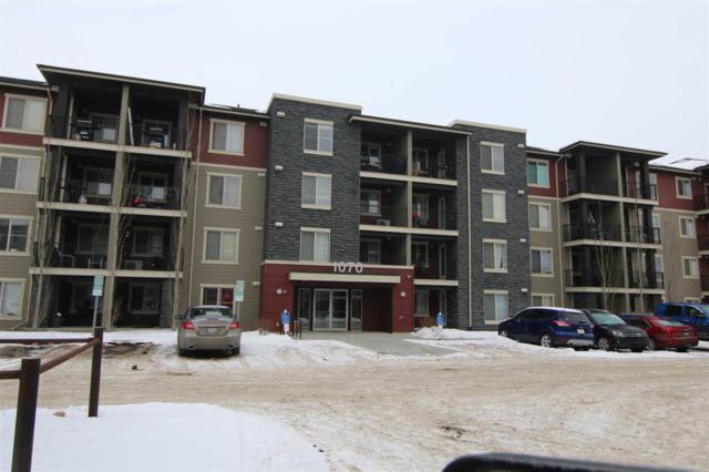 116 1070 Mcconachie Boulevard, Edmonton, AB T5Y 0X1 (#E4141244) :: The Foundry Real Estate Company