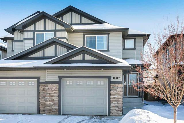 16417 134 Street, Edmonton, AB T6V 0G5 (#E4141393) :: Müve Team | RE/MAX Elite