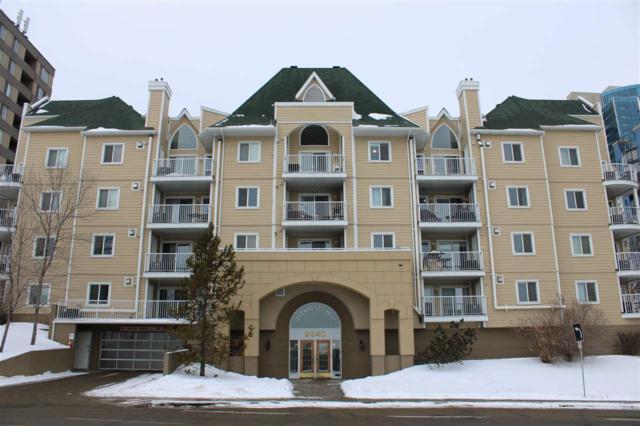 106 9640 105 Street, Edmonton, AB T5K 0Z7 (#E4141450) :: Müve Team | RE/MAX Elite