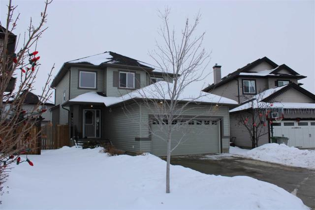 115 Pointe Marsan, Beaumont, AB T4X 0A2 (#E4141467) :: The Foundry Real Estate Company