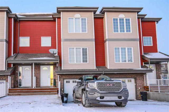 10 5102 30 Avenue, Beaumont, AB T4X 0A9 (#E4141677) :: The Foundry Real Estate Company
