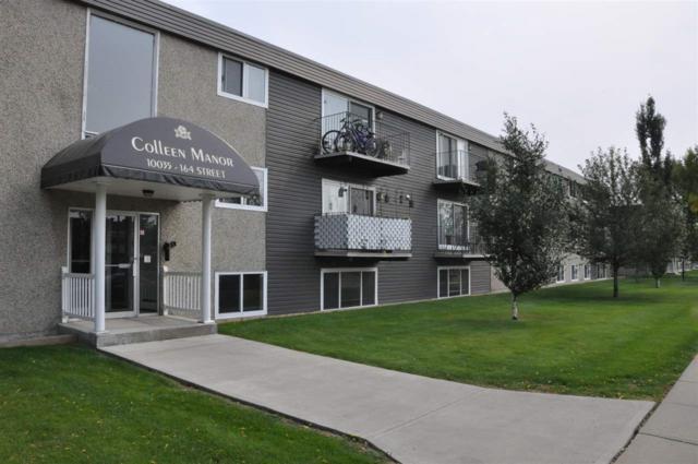 108 10035 164 Street, Edmonton, AB T5P 4L4 (#E4141758) :: Müve Team | RE/MAX Elite
