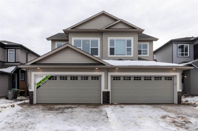 6613 48 Avenue, Beaumont, AB T4X 1Y5 (#E4141908) :: The Foundry Real Estate Company