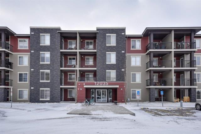 219 12035 22 Avenue SW, Edmonton, AB T6W 2X9 (#E4142034) :: Müve Team | RE/MAX Elite