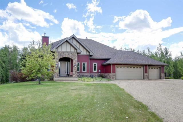 70 50461 Range Road 233, Rural Leduc County, AB T4X 0L4 (#E4142302) :: The Foundry Real Estate Company