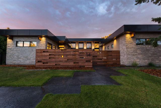 14 Westbrook Drive, Edmonton, AB T6J 2C9 (#E4142324) :: The Foundry Real Estate Company