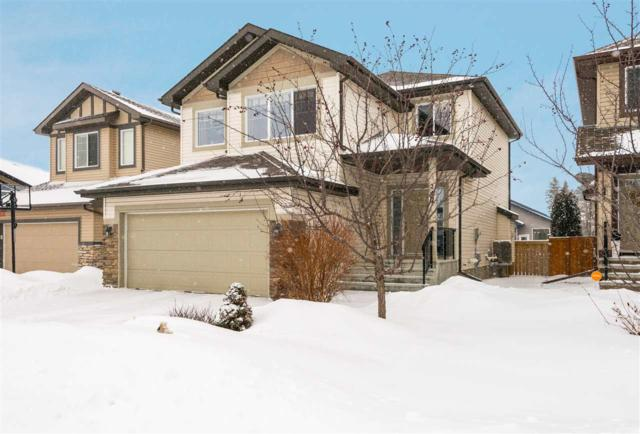 247 Henderson Link, Spruce Grove, AB T7X 0C5 (#E4142694) :: The Foundry Real Estate Company