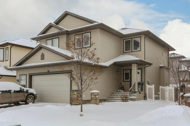 45 Rue Blanchard, Beaumont, AB T4X 0E6 (#E4142794) :: The Foundry Real Estate Company