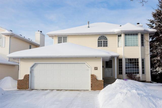 64 Deslauriers Crescent, St. Albert, AB T8N 5Y5 (#E4142810) :: The Foundry Real Estate Company