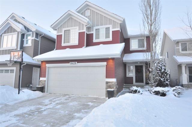 8428 16A Avenue, Edmonton, AB T6X 0H9 (#E4142884) :: Müve Team | RE/MAX Elite