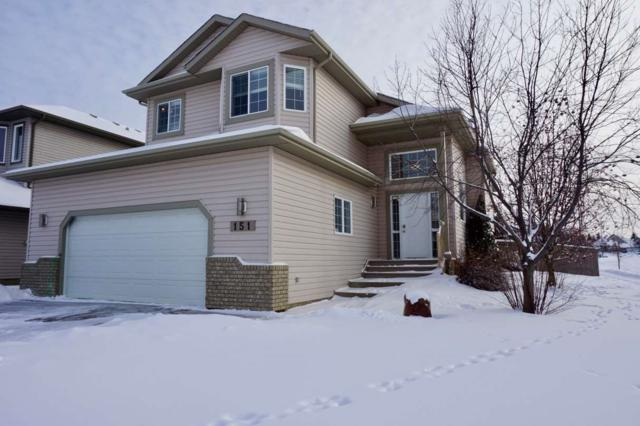 151 Reichert Drive, Beaumont, AB T4X 1S3 (#E4142915) :: The Foundry Real Estate Company