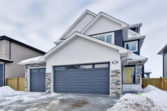 48 Eternity Crescent, St. Albert, AB T8N 7R6 (#E4143029) :: The Foundry Real Estate Company